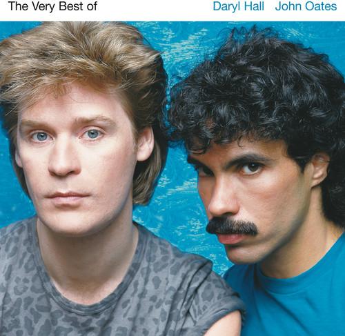 Daryl Hall & John Oates - The Very Best of Daryl Hall & John Oates [Limited Edition Blue & Gray Vinyl]