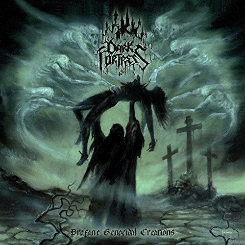 Dark Fortress - Profane Genocidal Creations [Limited Edition]