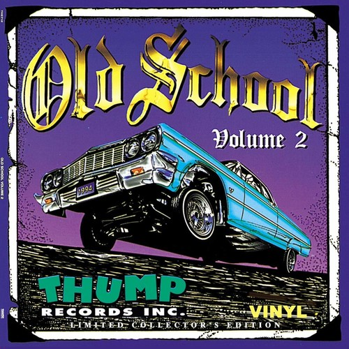 Various Artists - Old School Vol.2 [Limited Edition LP]
