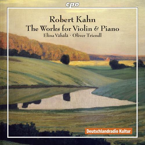 Robert Kahkn: Works For Violin & Piano