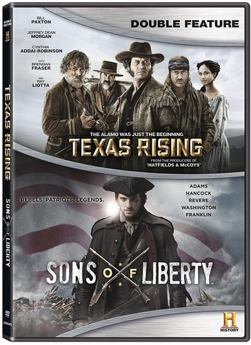 Texas Rising /  Sons of Liberty