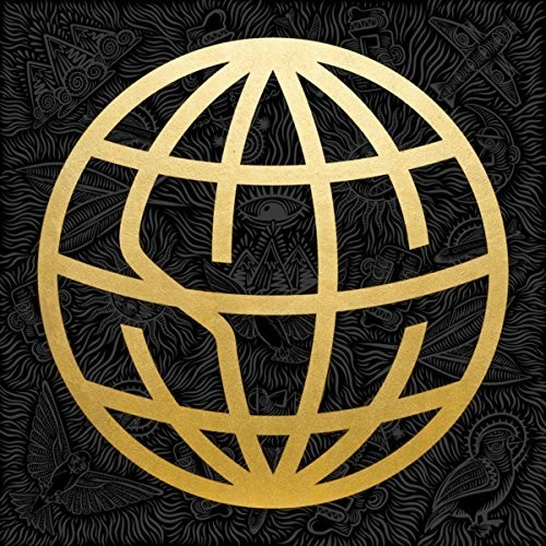 State Champs - Around The World And Back [Indie Exclusive Limited Edition Deluxe White/Gold/Black Stripped Tri Color LP]
