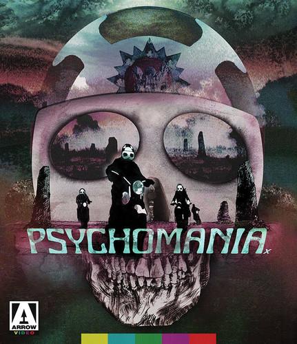 Psychomania (aka The Death Wheelers)