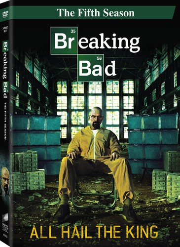 Breaking Bad [TV Series] - Breaking Bad: The Complete Fifth Season
