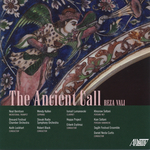 Reza Vali: The Ancient Call