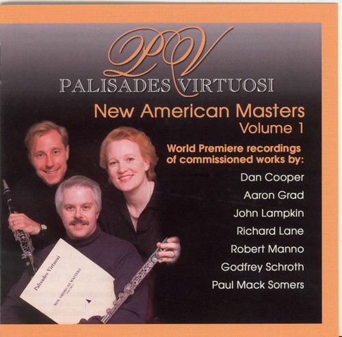 Palisades Virtuosi /  New American Masters 1