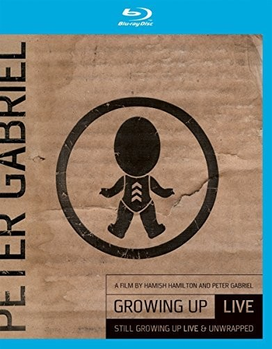 GABRIEL, PETER - Peter Gabriel: Growing Up: Live / Still Growing Up: Live & Unwrapped