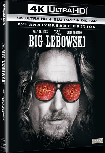 Big Lebowski [4K Ultra HD Blu-ray/Blu-ray]
