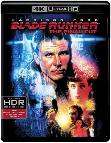 Blade Runner: The Final Cut [4K Ultra HD Blu-ray/Blu-ray]