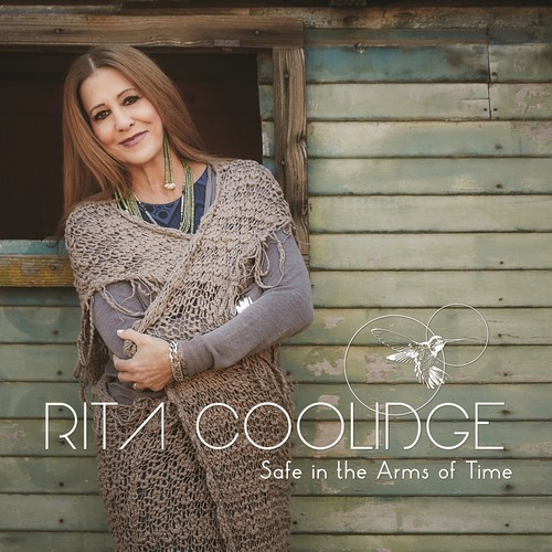 Rita Coolidge - Safe In The Arms Of Time [Limited Edition White LP]