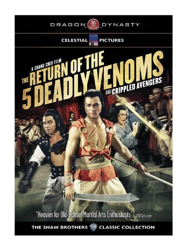 The Return of the 5 Deadly Venoms