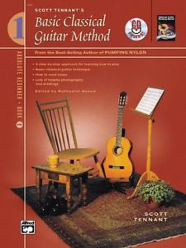 Basic Classical Guitar Method: Volume 1