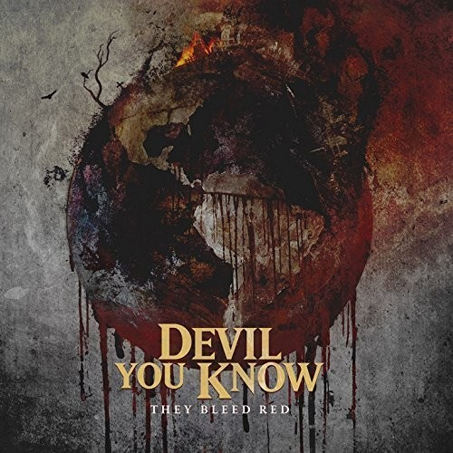Devil You Know - They Bleed Red [Import]