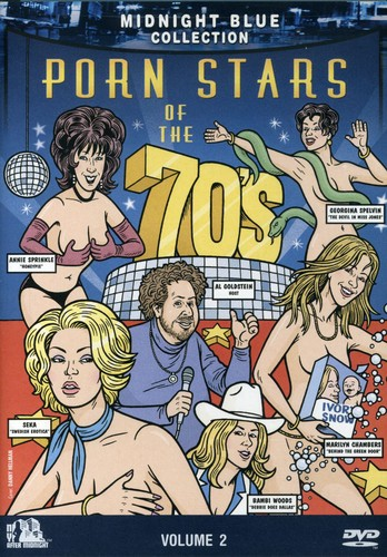 Midnight Blue: Volume 2: Porn Stars of the 70's