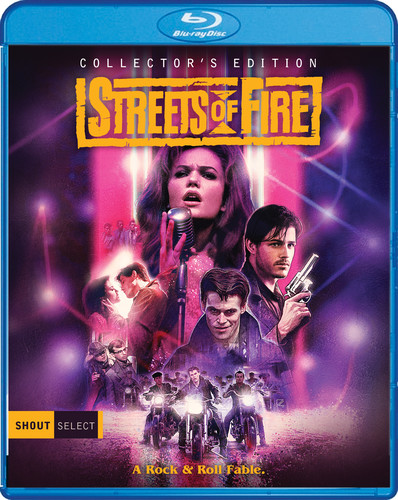 Streets of Fire (Collector's Edition)