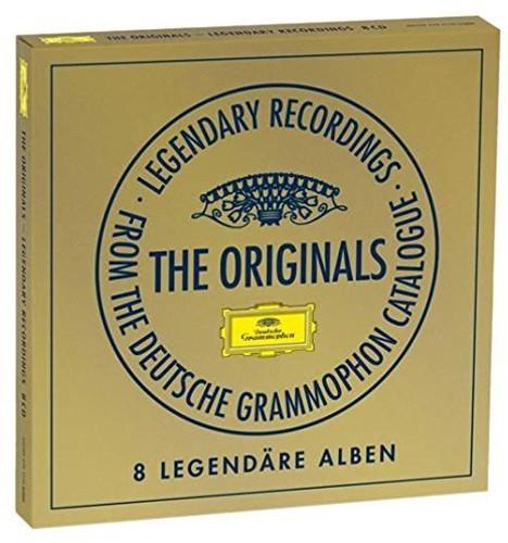 Originals: 8 Legendary Albums