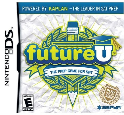 Ds Futureu: The Prep Game for Sat / Game - FutureU  for Nintendo DS