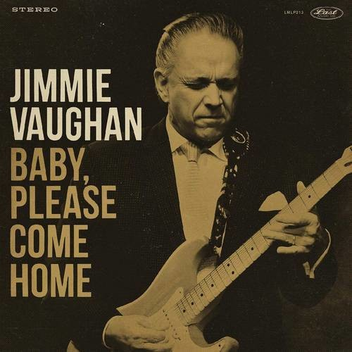 Jimmie Vaughan - Baby, Please Come Home [Limited Edition Aztec Gold LP]