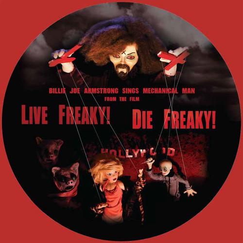 Billie Joe  - Live Freaky Die Freaky