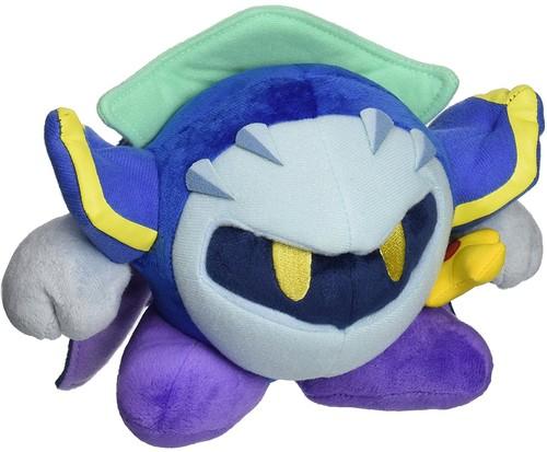 "- Little Buddy Kirby Adventure Metaknight 6"" Plush"