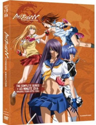 Ikki Tousen - Xtreme Xecutor and Shugaku Toshi Keppu-roku OVA Season 4