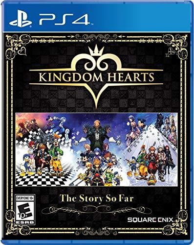 Ps4 Kingdom Hearts the Story So Far - Kingdom Hearts The Story So Far