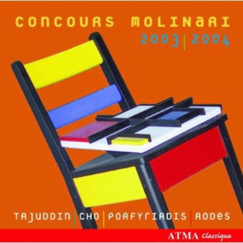 Concours Molinari 2003/ 2004 Competition Winners