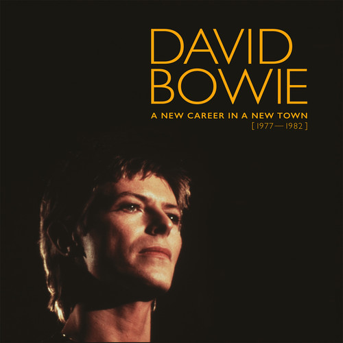 David Bowie - A New Career In A New Town (1977-1982) [11CD Box Set]