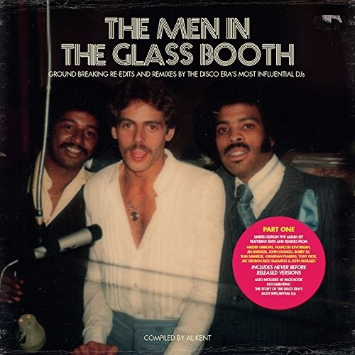 Men In The Glass Booth /  Various