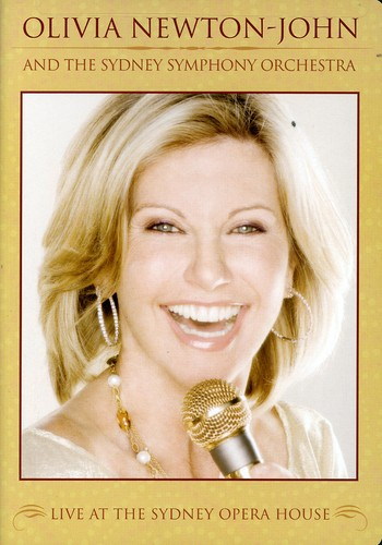 Olivia Newton-john and the Sydney Symphony
