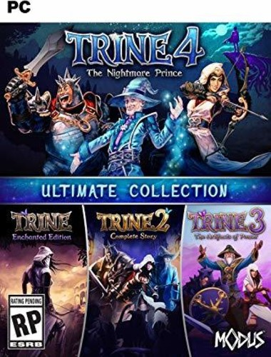 Trine Ultimate Collection for PC