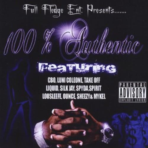100Percentauthentic /  Various