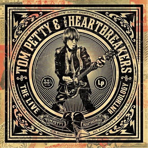 Tom Petty & The Heartbreakers - Live Anthology (Spkg) [180 Gram]