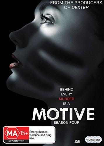 Motive: Season 4 [Import]