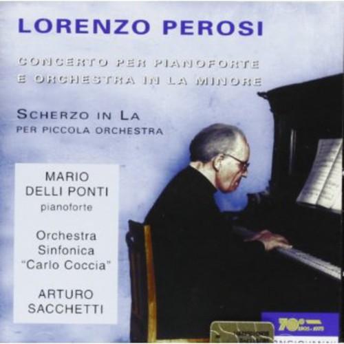 Piano Concerto /  Scherzo for Small Orchestra