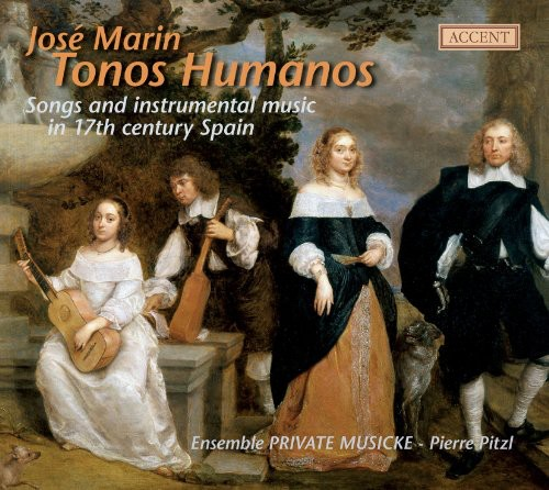 Tonos Humanos: Songs & Instr Music 17th Ctry Spain