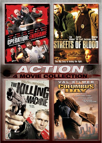 Action: 4 Movie Collection