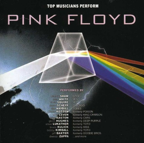Pink Floyd: As Performed By