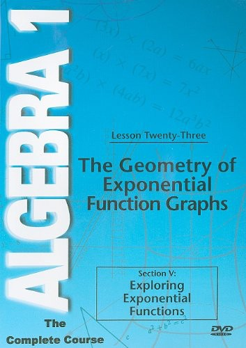 Geometry of Exponential Function