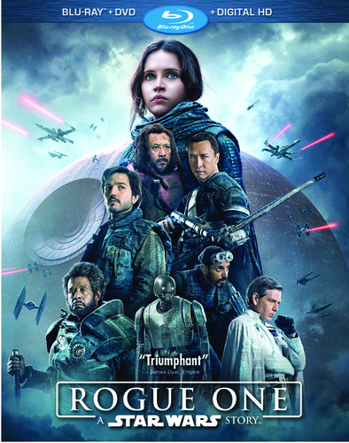 Rogue One: A Star Wars Story AC-3, Dolby, Digital Theater