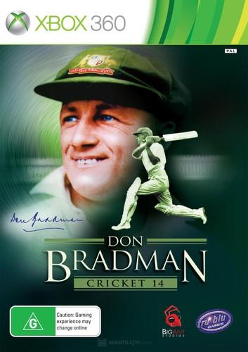 Don Bradman Cricket 14 for Xbox 360