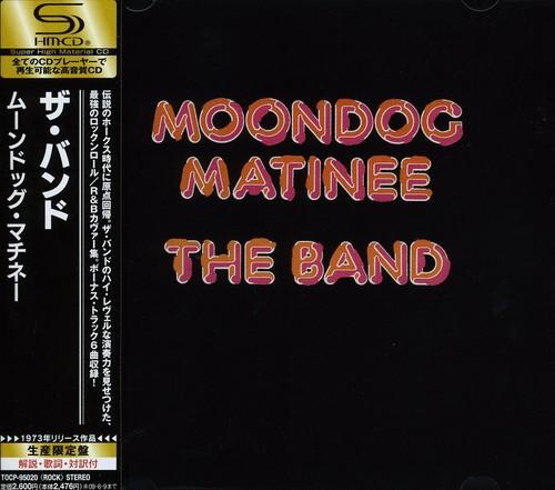 The Band - Moondog Matinne [Import]