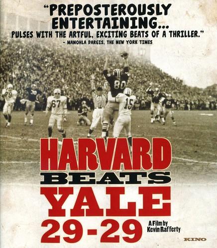 Harvard Beats Yale 29-29 - Harvard Beats Yale 29-29