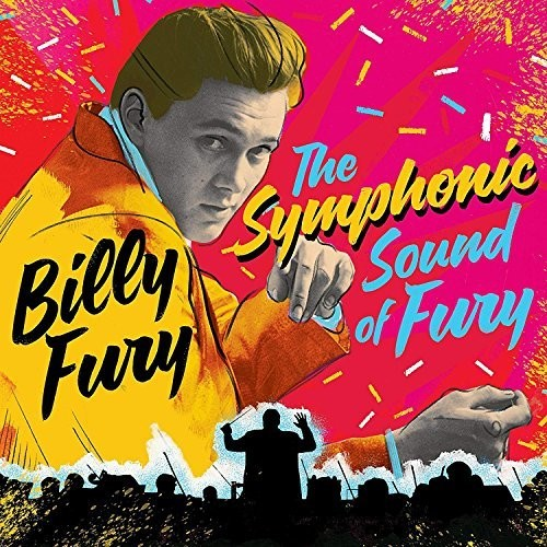 Symphonic Sound Of Billy Fury /  Various [Import]