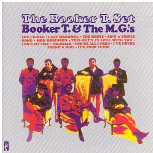 Booker T Set [Import]