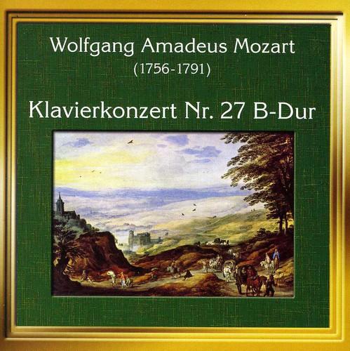 Concert for Flute & Harp /  Piano Cto 27
