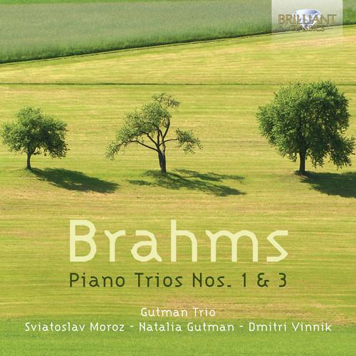 Piano Trios Nos. 1 & 3