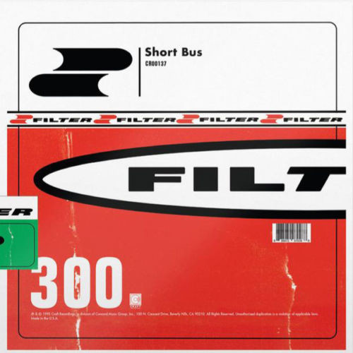 Filter - Short Bus (Indie Exclusive White Vinyl) (Wht)