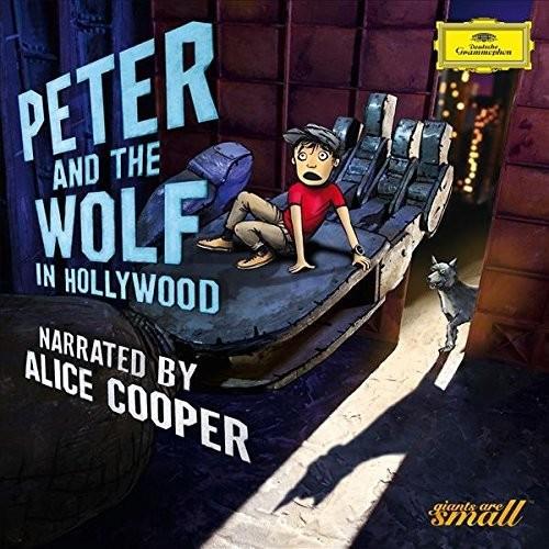 Alice Cooper, Sergei Prokofiev, Alexander Shelley & Bundesjugendorchester - Peter & the Wolf in Hollywood
