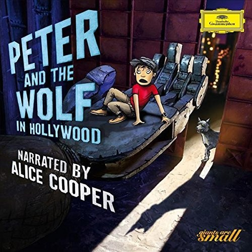 Peter & the Wolf in Hollywood